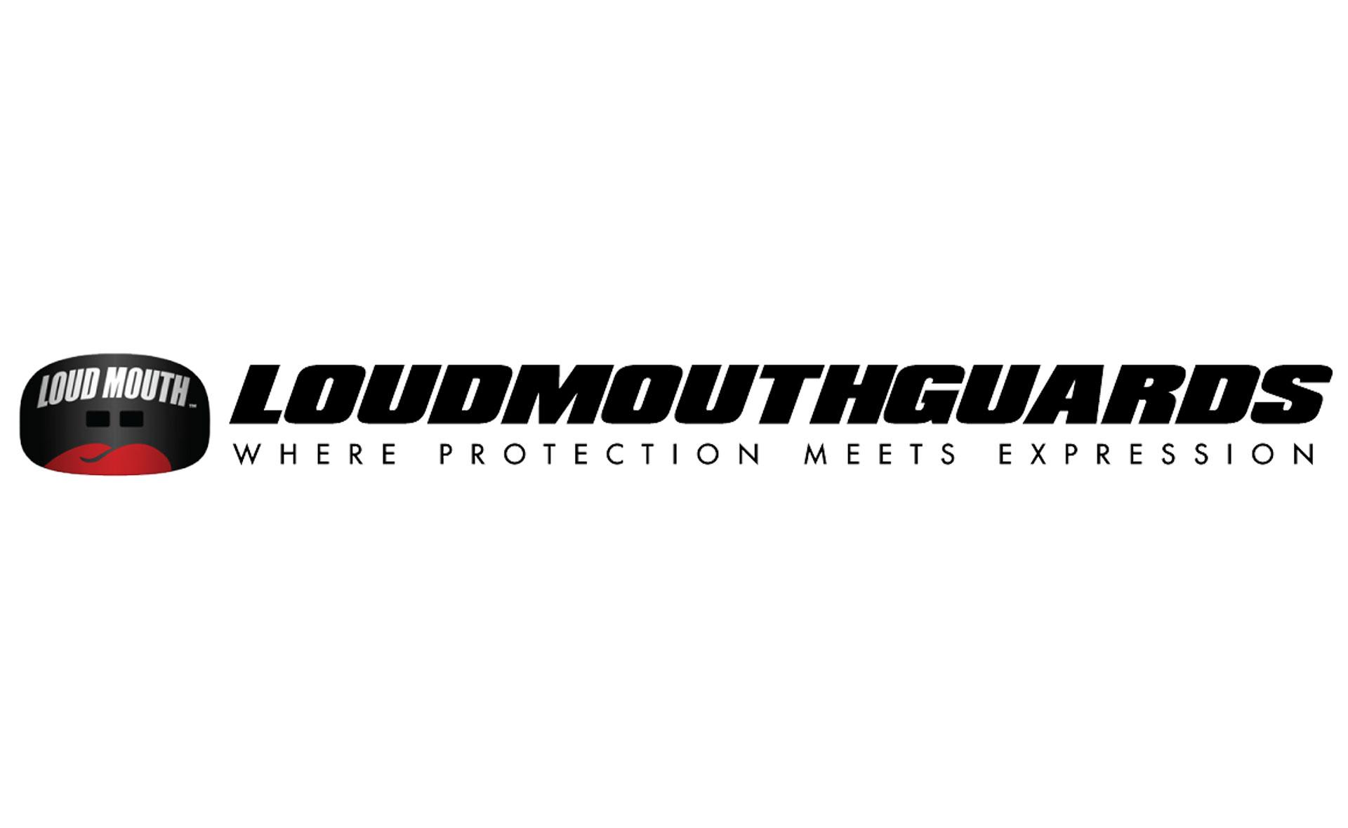 Loud Mouth Guard Web logo