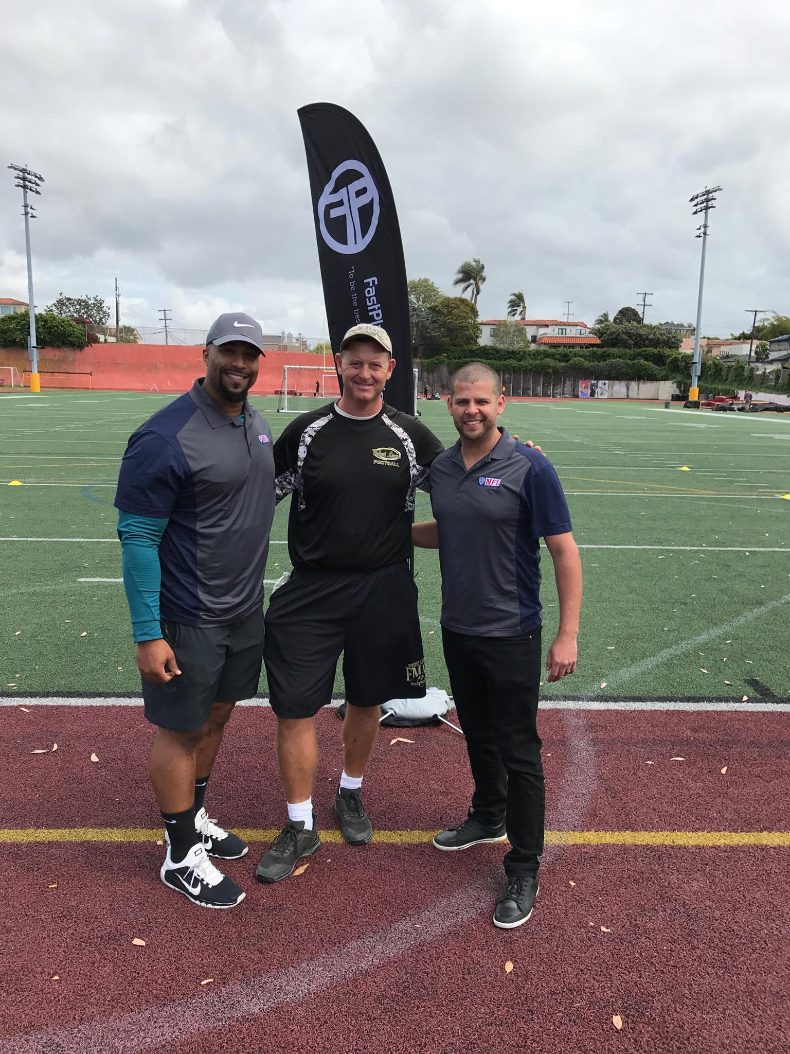 Point Loma High Combine Testing