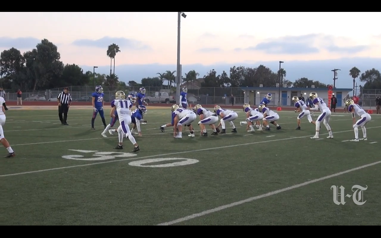 Clairemont Football 2018