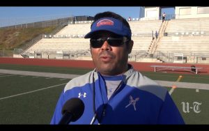 Clairemont Football Manny Diaz Interview
